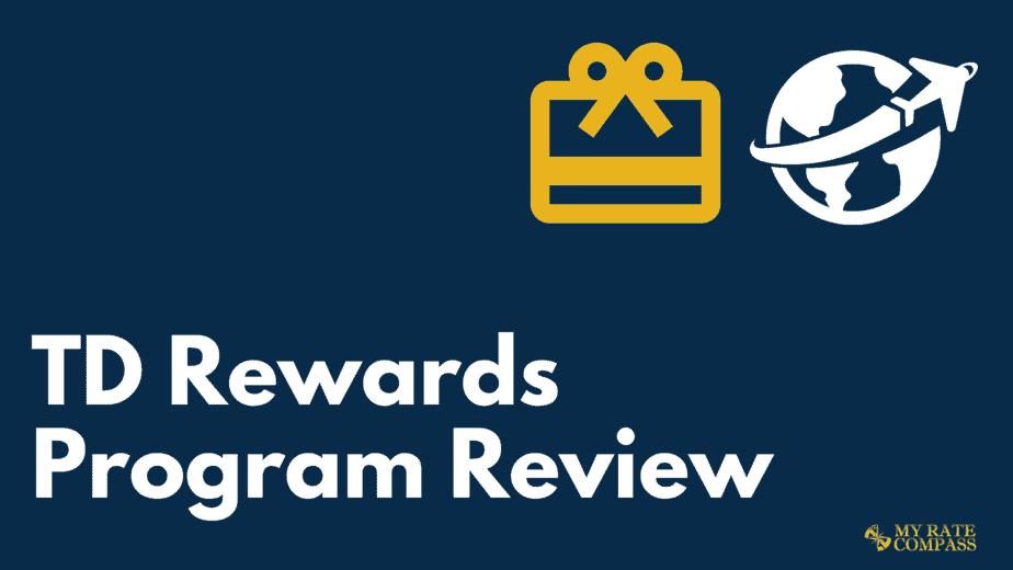TD Rewards Points