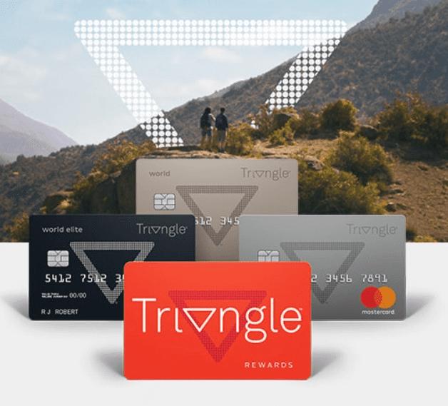 Triangle Rewards Program Overview