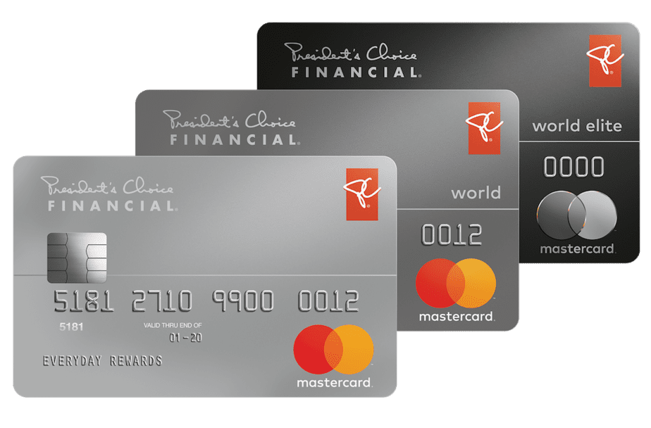 PC Financial Mastercard Reviews and Comparison