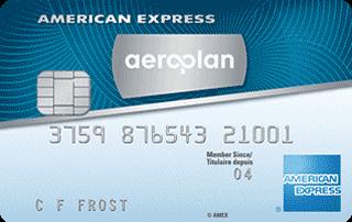 American Express  AeroplanPlus Card