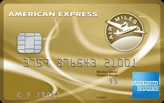 American Express  AIR MILES  Credit Card