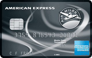 American Express® AIR MILES®* Reserve