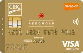 CIBC Aerogold® Visa* Card for Business Plus