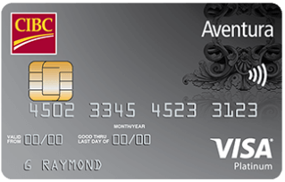 CIBC Aventura Visa Card for Students