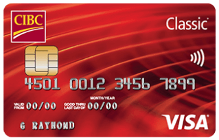 CIBC Classic Visa Card for Students