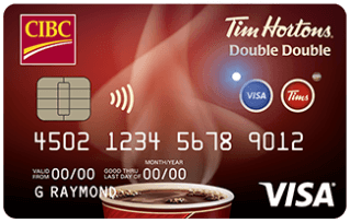 CIBC Tim Hortons Double DoubleVisa Card for Students