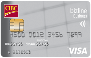 CIBC bizline Visa Card for Small Business