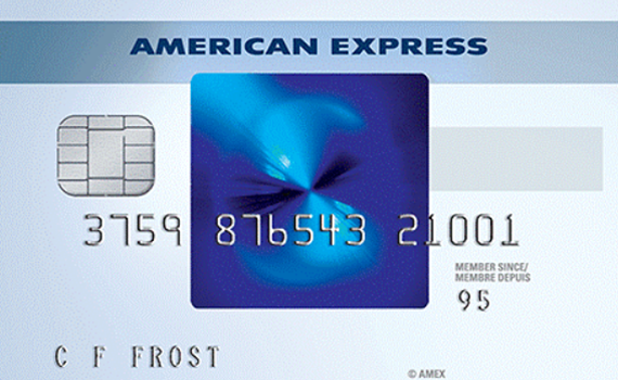 Choice Card from American ExpressTM
