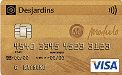 Visa Modulo Gold