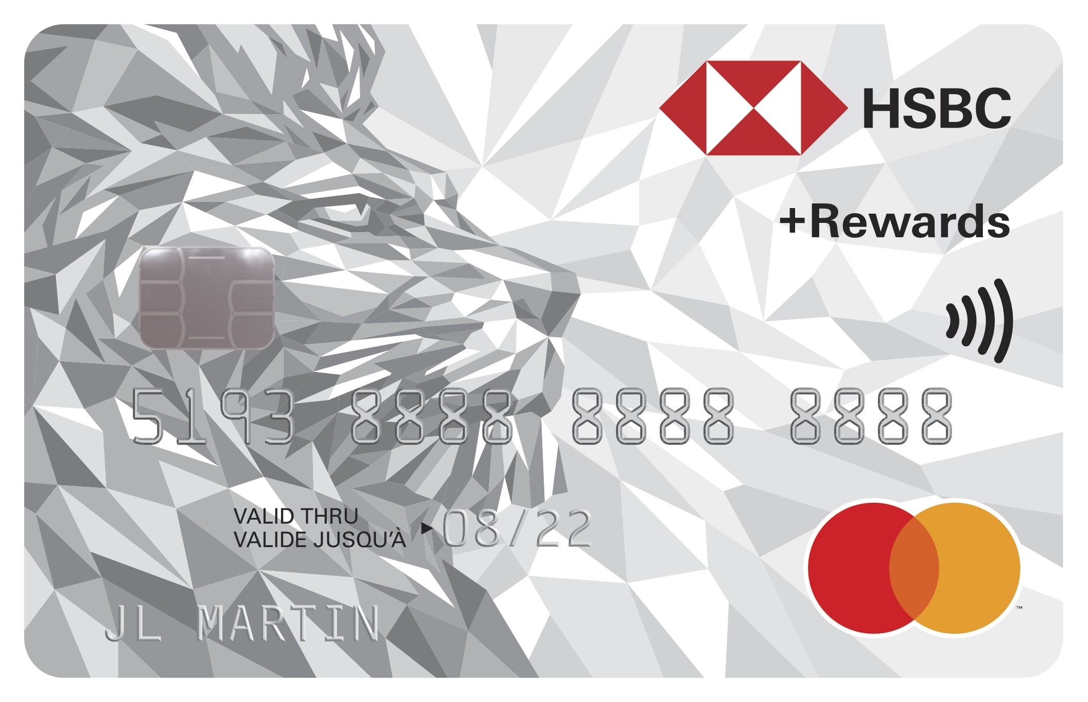HSBC +Rewards™ Mastercard®