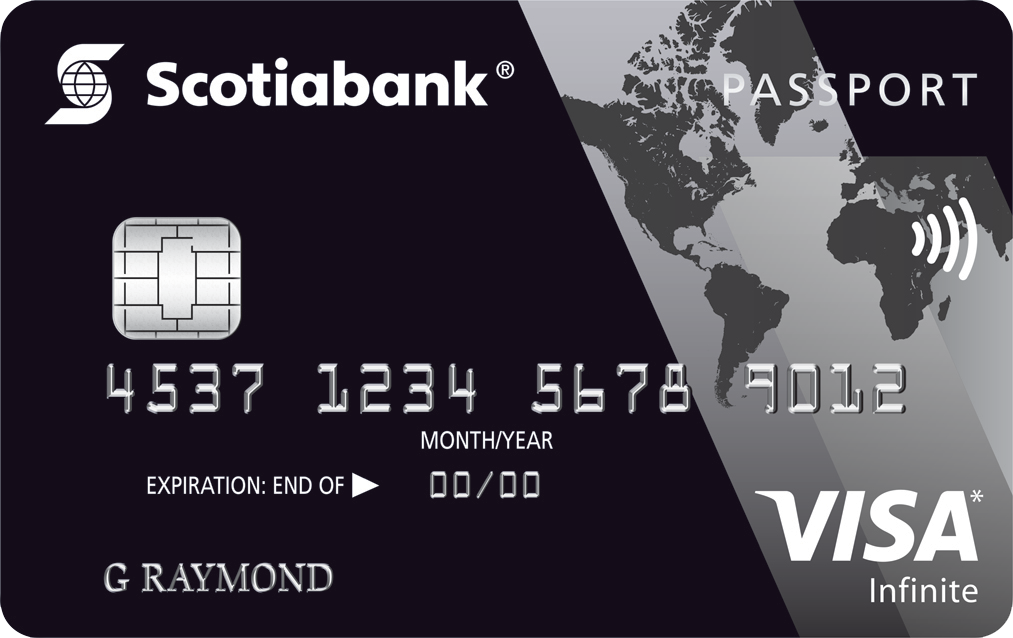 Scotiabank Passport®  Visa Infinite* Card