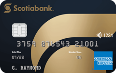 Scotiabank Gold American Express® Card