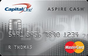 Aspire Cash Platinum MasterCard