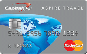Aspire Travel Platinum MasterCard