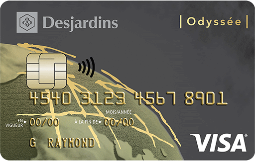 Visa Odyssey Gold