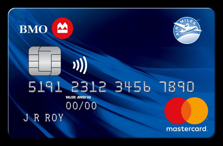 BMO® AIR MILES® Mastercard®*