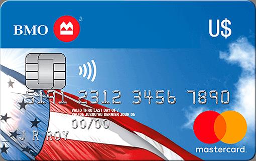 BMO U.S. Dollar Mastercard