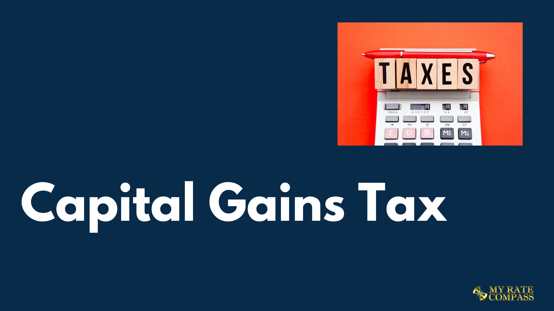 Capital Gains Tax Canada Explained