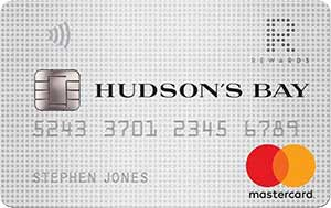 Hudsons Bay Rewards