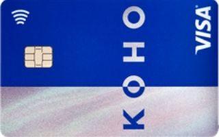 KOHO Prepaid Premium Visa Review
