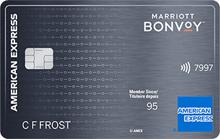 Marriott BonvoyTM American Express® Card