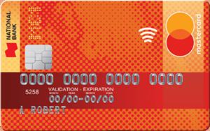 National Bank MC1 MasterCard®