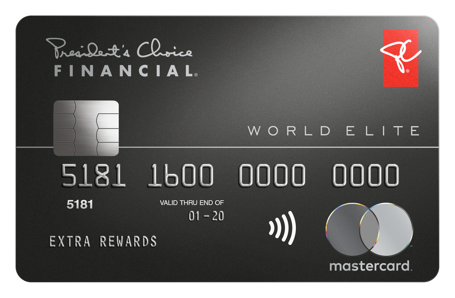 PC World Elite Mastercard