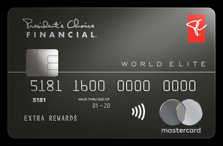 PC World Elite Mastercard