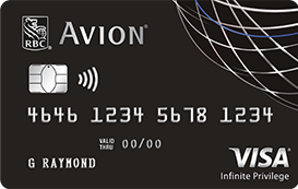 RBC  Avion  Visa Infinite Privilege