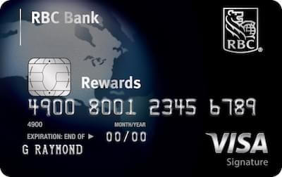 RBC  Visa Signature Black