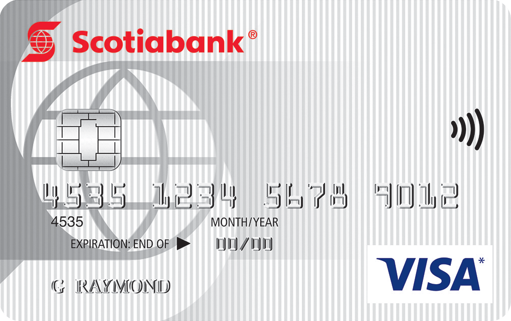No-Fee Scotiabank Value® Visa* Card