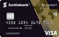 ScotiaGold Passport for business Visa
