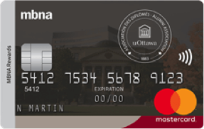 University of Ottawa Credit Card