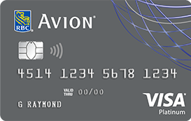 RBC Avion Visa Platinum