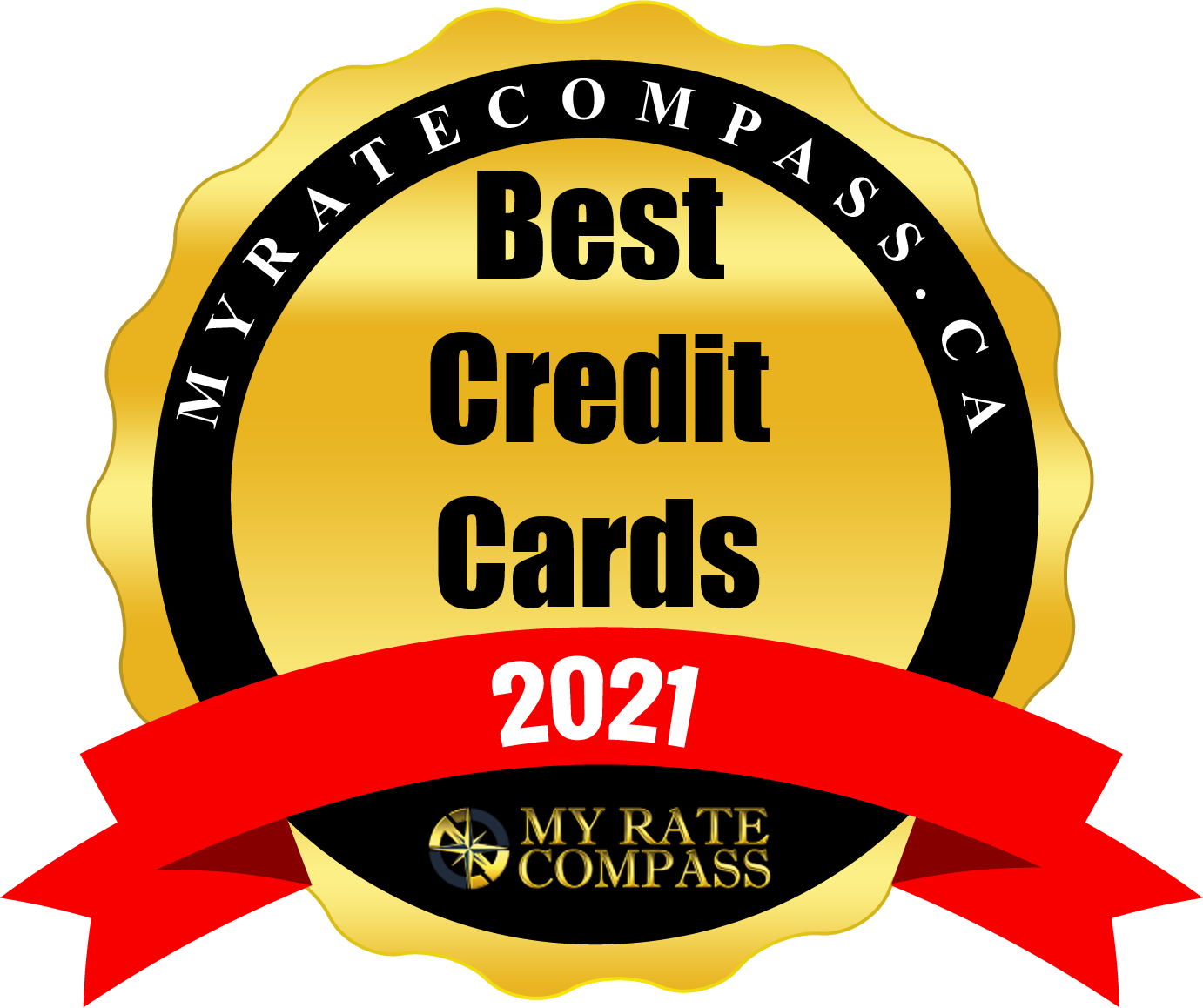 Best Credit Cards in Canada for 2021 | My Rate Compass